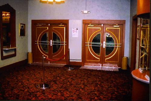 Ritz Lobby Restoration